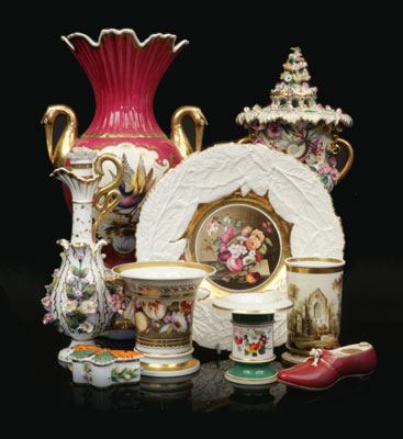 The Rowley Collection of Rockingham Porcelain