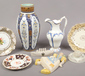 A collection of ceramics to include C...