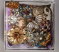 Thirty costume jewellery brooches inc...
