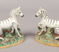 A pair of 19th century Staffordshire ...