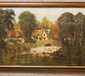 Malcolm Gearing, a large framed oil o...