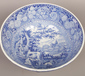 A 19th century Don pottery blue and w...