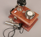 A vintage wall mounted telephone MKXV...