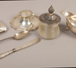 A mixed lot of silver including Capst...