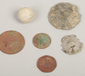 A small collection of detector finds,...