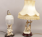 Two figural table lamps....