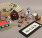 A collection of oriental wares to inc...