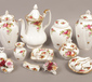 Fifteen pieces of Royal Albert Old Co...