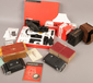 A boxed Pentax Auto 110 SLR system Ze...