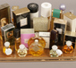 A tray of mostly perfumes to include ...
