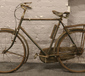 A vintage Raleigh bicycle....