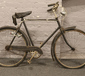 A vintage Hercules pedal bicycle with...