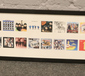 Three framed Beatles prints to includ...