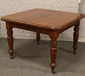 A Victorian wind out dining table rai...