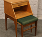 A 1970s chippy telephone seat....