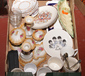 A box of miscellaneous including vint...