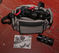 A Canon T70 SLR 35mm camera with Cano...