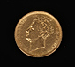 A William IV full sovereign 1827. Bare h