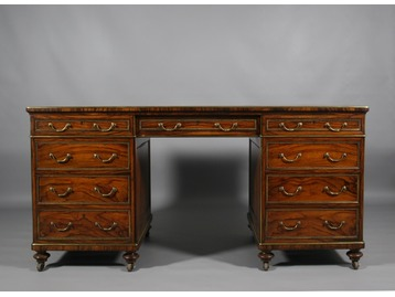 Wright and Mansfield desk.