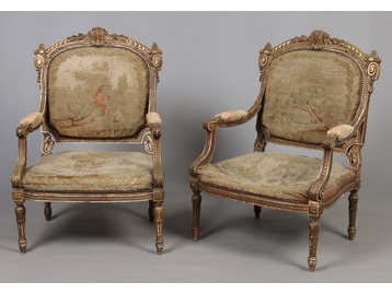 A pair of late 18th / early 19th century