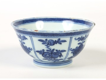 An 18th century Chinese Ming style tea b