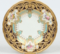 A fine Royal Crown Derby pudding plate f