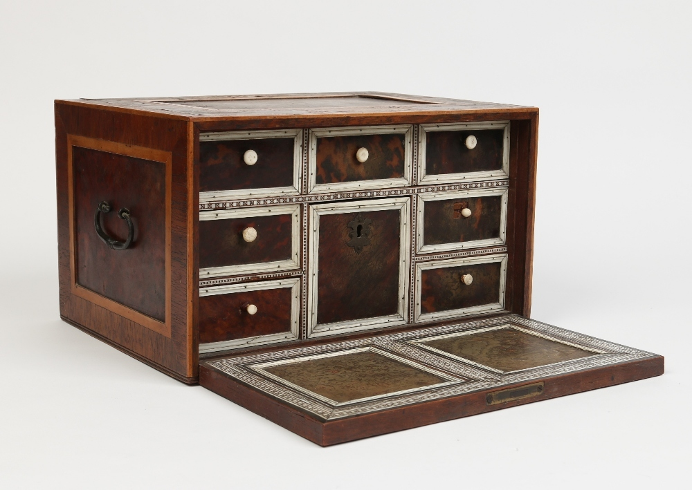 An Anglo Indian table cabinet.